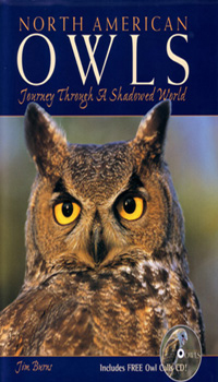 North American Owls--Journey through a Shadowed World